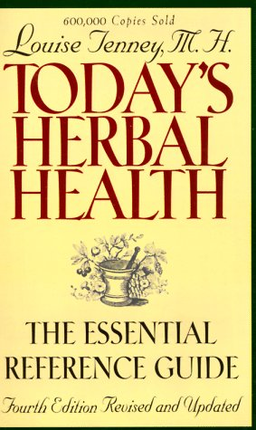 9781885670762: Today's Herbal Health: The Essential Guide to Understanding Herbs Used for Medicinal Purposes