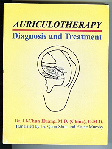 9781885676108: Auriculotherapy, Diagnosis and Treatment