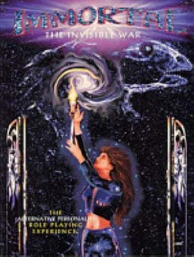 9781885681003: Immortal: The Invisible War (An Alternative Personality Role-Playing Experience)