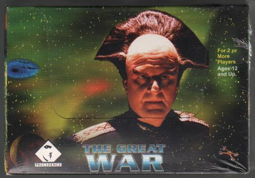 9781885681980: Babylon 5: the Great War: Collectible Card Game