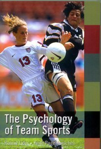 The Psychology of Team Sports (Sport Management Library): Ronnie Lidor