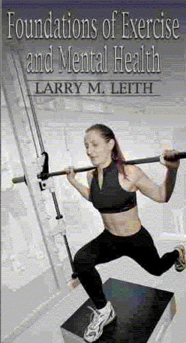 9781885693419: Foundations of Exercise and Mental Health