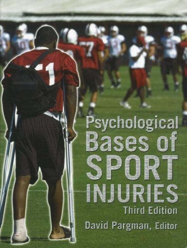 9781885693754: Psychological Bases of Sport Injuries