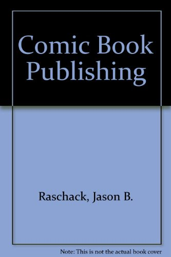9781885724014: Comic Book Publishing