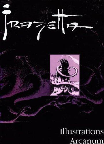 9781885730008: Frazetta: Illustrations Arcanum (Illustrators Artbook Series)