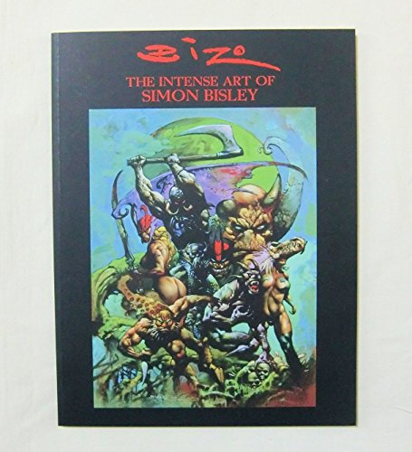 9781885730732: Bizo: The Intense Art of Simon Bisley