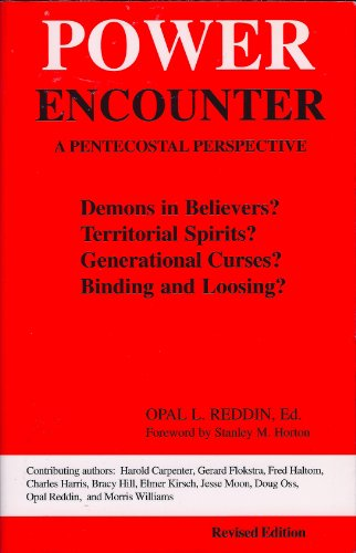 9781885737038: Power Encounter: A Pentecostal Perspective