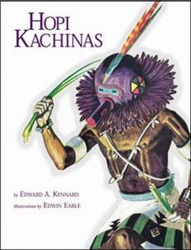 Hopi Kachinas: Edward A. Kennard
