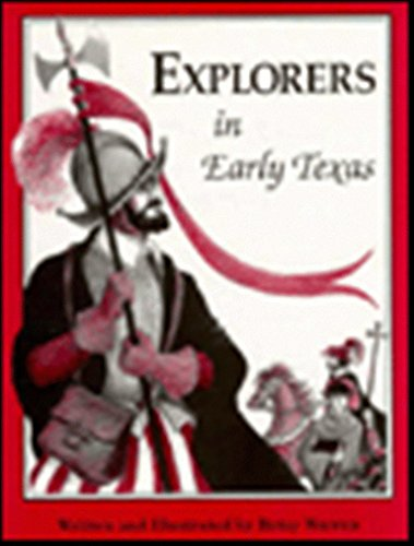 9781885777126: Explorers in Early Texas