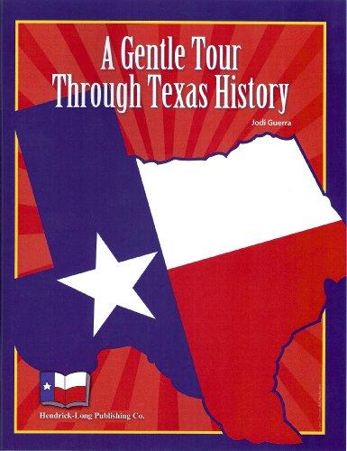 A Gentle Tour Through Texas History: Jodi Guerra