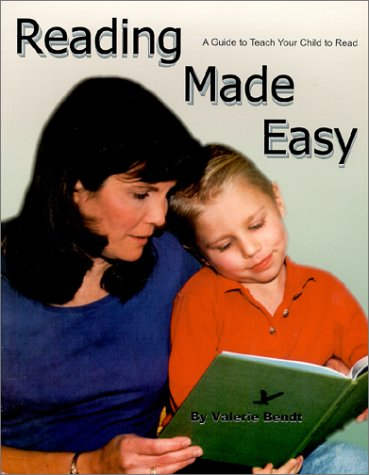 9781885814067: Reading Made Easy : A Guide to Teach Your Child to Read