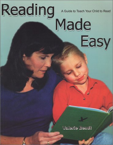 9781885814074: Reading Made Easy: A Guide to Teach Your Child to Read