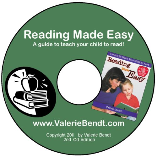 9781885814241: Reading Made Easy CD Version: 108 Lessons in Printable PDF Files