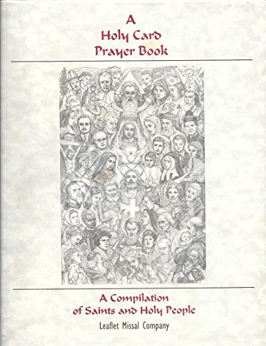 9781885845016: A Holy Card Prayer Book II: A Compilation of Saints and Holy People