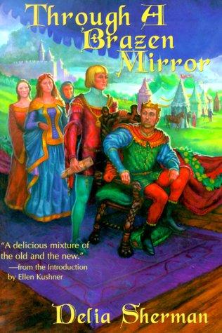 9781885865243: THROUGH A BRAZEN MIRROR (The Ultra Violet Library , No 3)