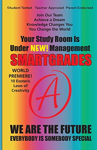 Your Study Room Is Under New Management: Millions of Students Earned an a Grade Today: Sharon Rose ...