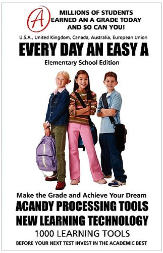 9781885872944: Every Day an Easy a (Elementary) 50 Million Students Earned an a Grade Today