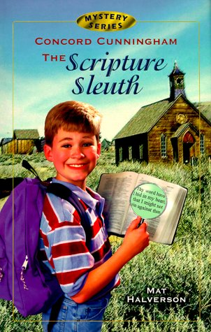 9781885904195: Concord Cunningham the Scripture Sleuth (Concord Cunningham Mysteries (Paperback))