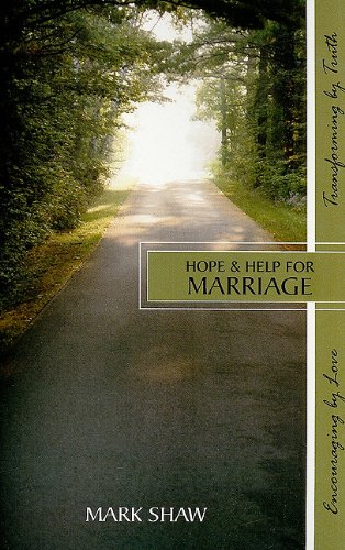 9781885904799: Hope & Help for Marriage