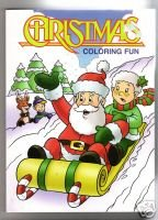 Christmas Coloring Fun: Lance Raichert &
