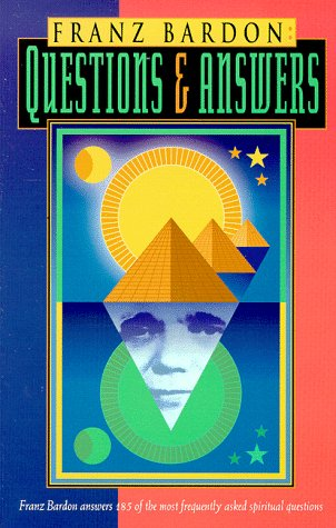 9781885928115: Franz Bardon: Questions & Answers