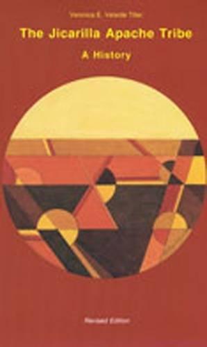 9781885931030: The Jicarilla Apache Tribe: A History