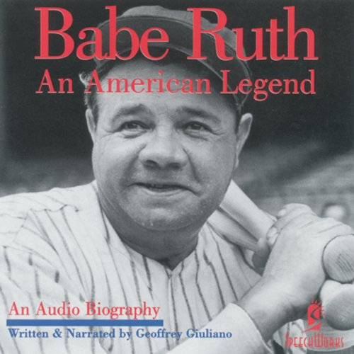 9781885959645: Babe Ruth : An American Legend