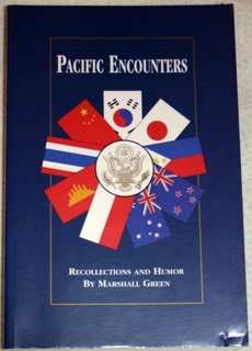 9781885965028: Pacific encounters: Recollections and humor