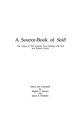 9781885972972: Source Book of Seid
