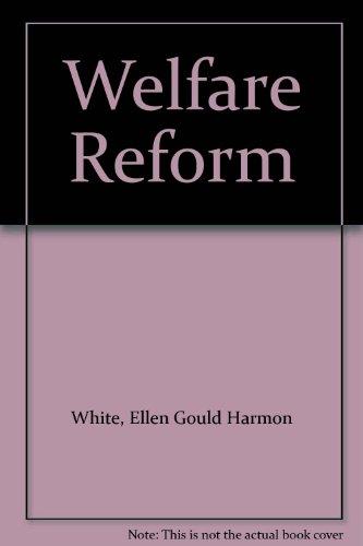 9781886002135: Welfare Reform
