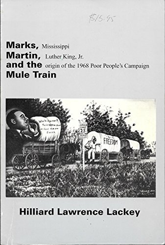 9781886017115: Marks, Martin and the Mule Train