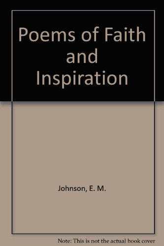9781886028210: Poems of Faith and Inspiration