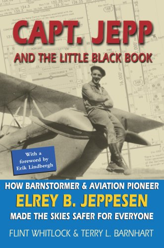 Capt. Jepp and the Little Black Book: Whitlock, Flint;Barnhart, Terry