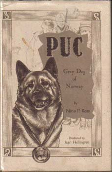 9781886049048: Puc, Gray Dog of Norway