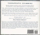9781886051201: Therapeutic Drumming