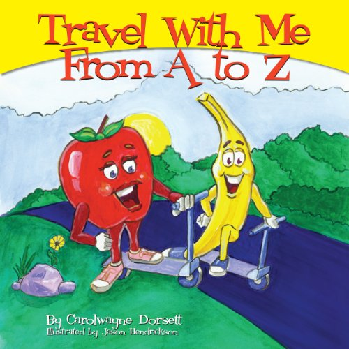 9781886057869: Travel With Me From A to Z