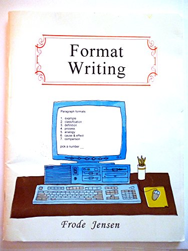 9781886061231: Format Writing
