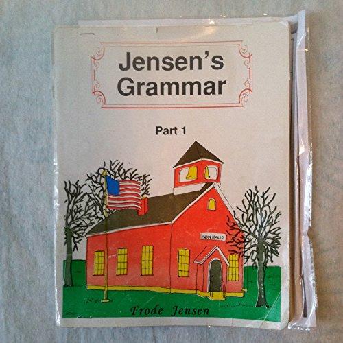 9781886061248: Jensen's Grammar