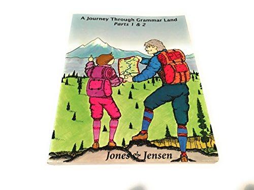 9781886061415: A Journey Through Grammar Land Parts 1 and 2