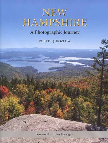 9781886064362: New Hampshire: A Photographic Journey