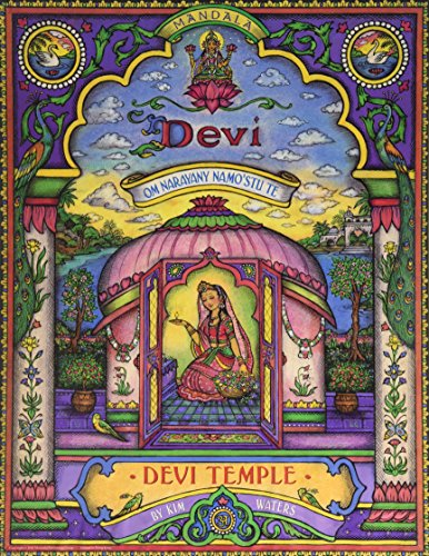9781886069336: Stand Up Altars: Devi (The Mandala Stand-Up Altar Series)