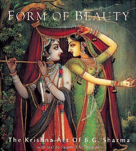 9781886069374: Form of Beauty: The Krishna Art of B. G. Sharma