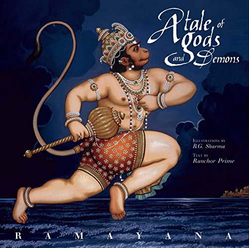 9781886069381: A Tale of Gods and Demons: Ramayana