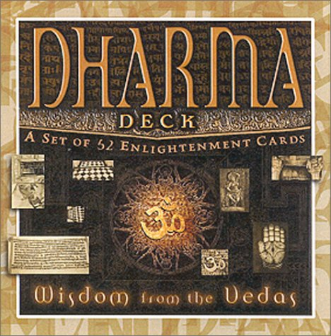 Dharma Deck: Wisdom from the Vedas: Unknown
