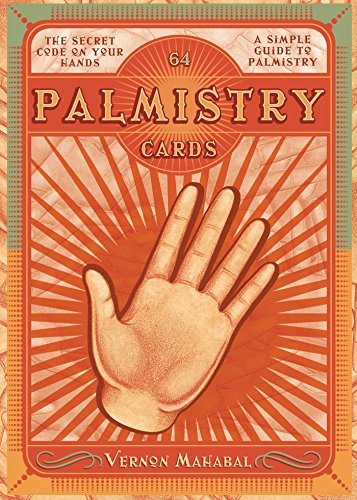 9781886069688: Palmistry Cards: The Secret Code on Your Hands