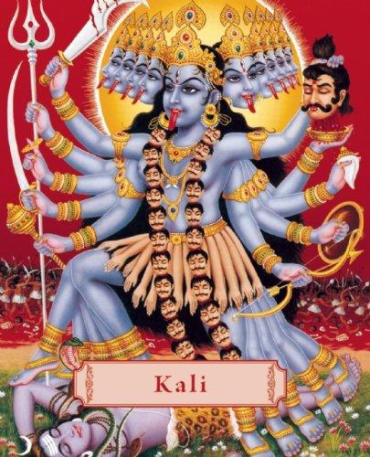 9781886069886: Kali: Slayer of Illusion (Minibook)