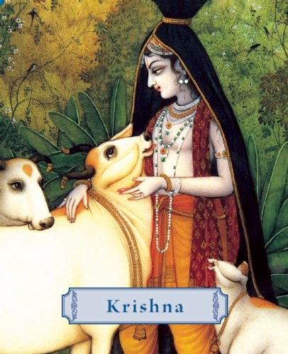 9781886069947: KRISHNA LORD OF LOVE (Minibook)