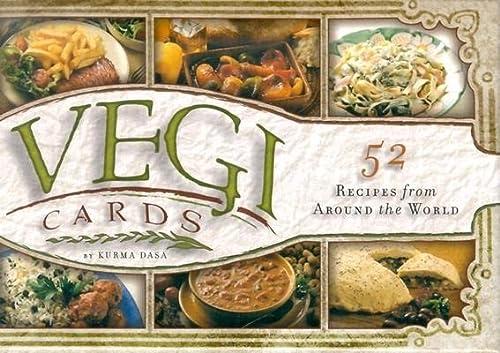 9781886069961: Vegi Cards: 52 Recipes from Around the World