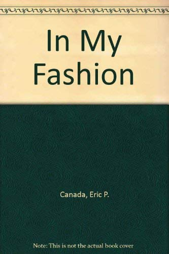 In My Fashion: Canada, Eric P.