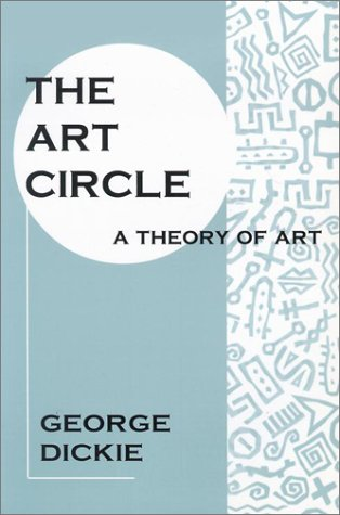 9781886094703: The Art Circle: A Theory of Art